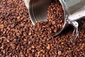 Kaffee vorratsdose