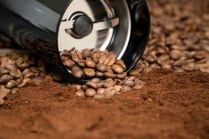 Elektrische Kaffeemühle für leckeren und duftenden Kaffeegenuss