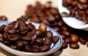Kaffeedose aus Bambus